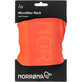 Norrøna /29 Microfiber Nek, scarlet ibis/roiboos tea